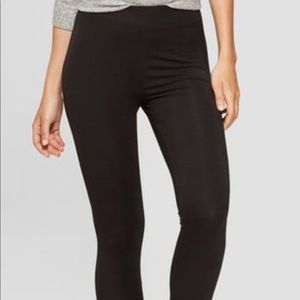 A New Day black thick legging